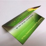 Business Card - Folded