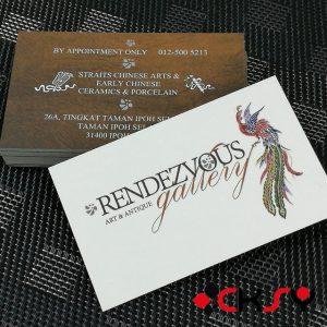 business card ipoh, perak, malaysia