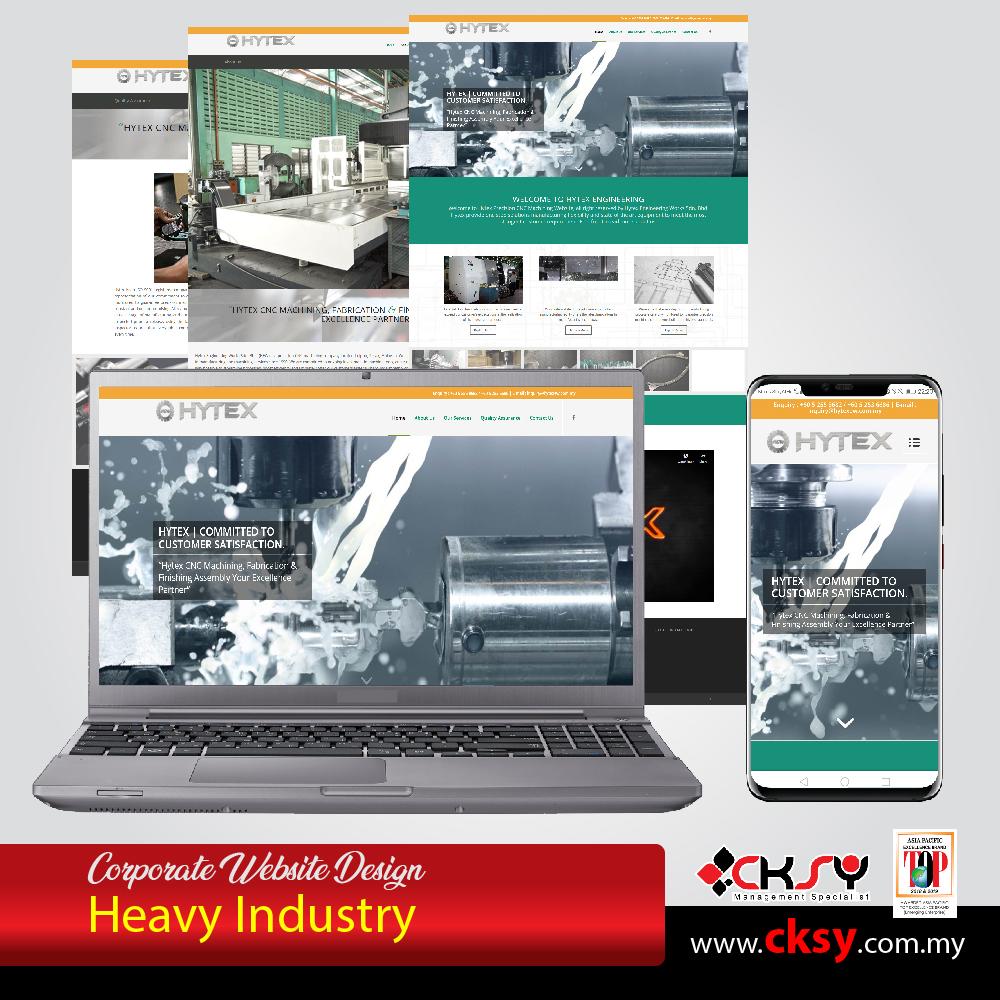 Website Design Service in Ipoh, Perak